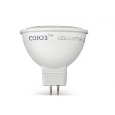 Лампа диодная MR16 GU5.3 5Вт 2700К 420Лм Союз (100)