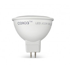 Лампа диодная MR16 GU5.3 5Вт 4000К 420Лм Союз (100)