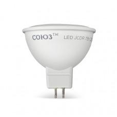Лампа диодная MR16 GU5.3 7Вт 2700К 550Лм Ionich (100)