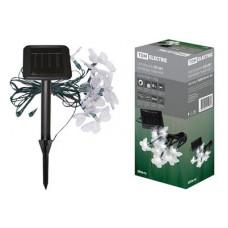 Светильник на солнечной батарее TDM СП-251 Бабочки 10LED гирлянда (12)