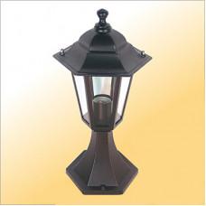 Светильник уличный на основание Е27 Camelion 4104 С28 60Вт бронза (10)