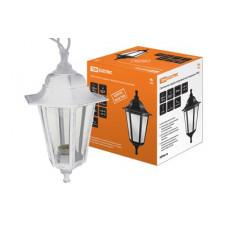 Светильник уличный подвесной Е27 TDM НСУ06-60-001 60Вт IP44 пластик белый (8)