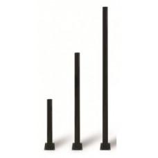 Опора TDM металл 1200мм черная