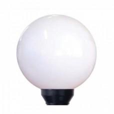 Светильник уличный на основание Е27 Элетех 400 Б НТУ 06-100-01 Шар опал (4)