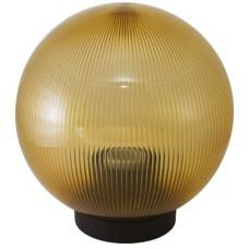 Светильник уличный на трубу Е27 TDM НТУ02- 60-204 шар 200мм золото (6)