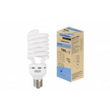 Лампа КЛЛ 105Вт Е40 4000К НЛ-HS TDM Народная (10)