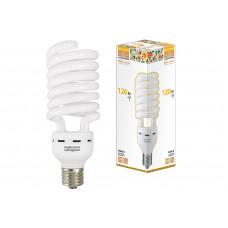 Лампа КЛЛ 120Вт Е40 6500К НЛ-HS TDM Народная (10)