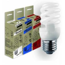 Лампа КЛЛ 15Вт Е27 4200К T2 SPC TDM Народная (10/100)