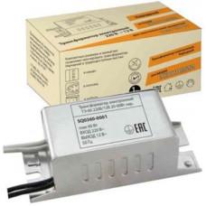 Трансформатор TDM ТЭ - 60W (220/12V) (10)