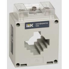 Трансформатор IEK ТШП-0,66 400/5А 5ВА/0,5S (1)