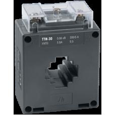 Трансформатор IEK ТТИ- 30 150/5А 5ВА/0,5S (1)