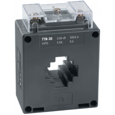Трансформатор IEK ТТИ- 30 250/5А 5ВА/0,5S (1)