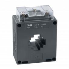 Трансформатор IEK ТТИ- 30 200/5А 5ВА/0,5S (1)