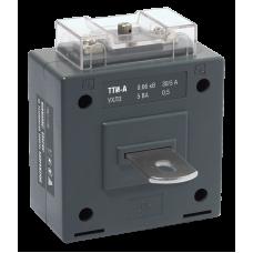 Трансформатор IEK ТТИ-А 100/5А 5ВА/0,5S (1)
