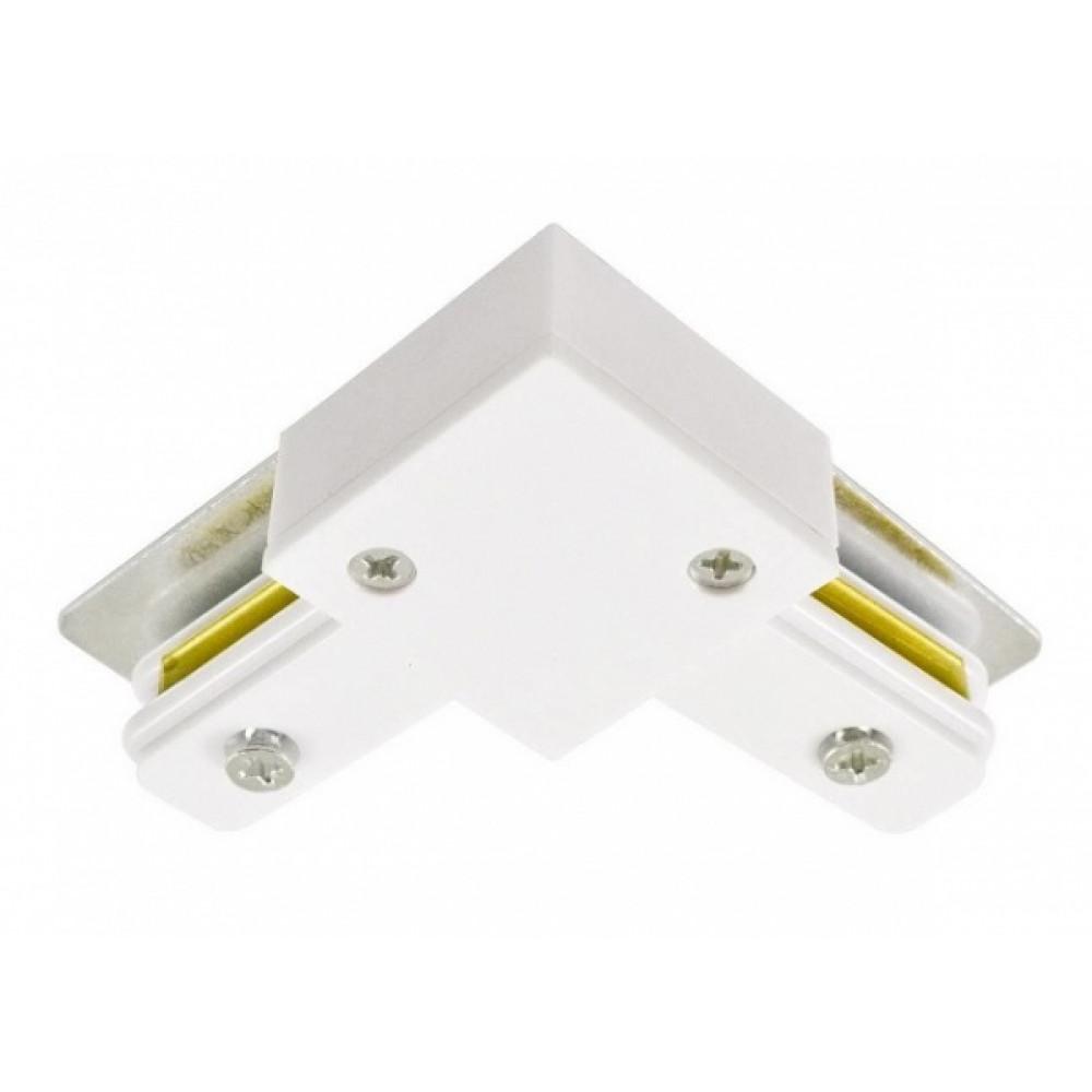 Коннектор ASD LLT AC-1 угловой белый (10)
