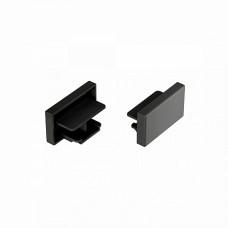 Заглушка торцевая для шинопровода WTL-EC/02B черный