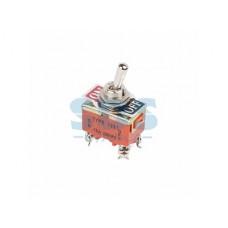 Тумблер Rexant вкл-выкл 15А 2п блистер (10)