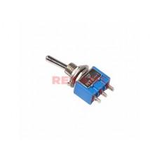 Тумблер Rexant вкл-выкл-вкл 3А 1п (10)