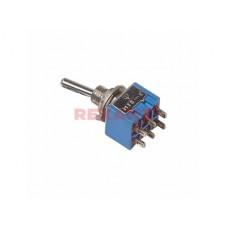 Тумблер Rexant вкл-выкл-вкл 3А 2п (10)