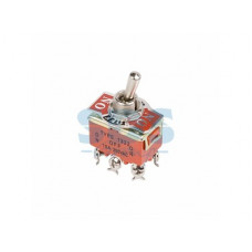 Тумблер Rexant вкл-выкл-вкл 15А 2п (10)
