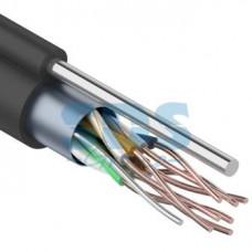Кабель FTP - 5e 4х2х0.52 + трос Proconnect OUTDOOR (305)