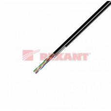 Кабель UTP - 5е 4х2х0.5 Rexant медь (100)