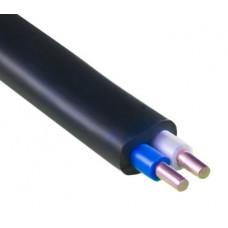 Kабель ВВГ-П нг-LS 2х 2,5 ГОСТ 31996-2012 ВКЗ (100)