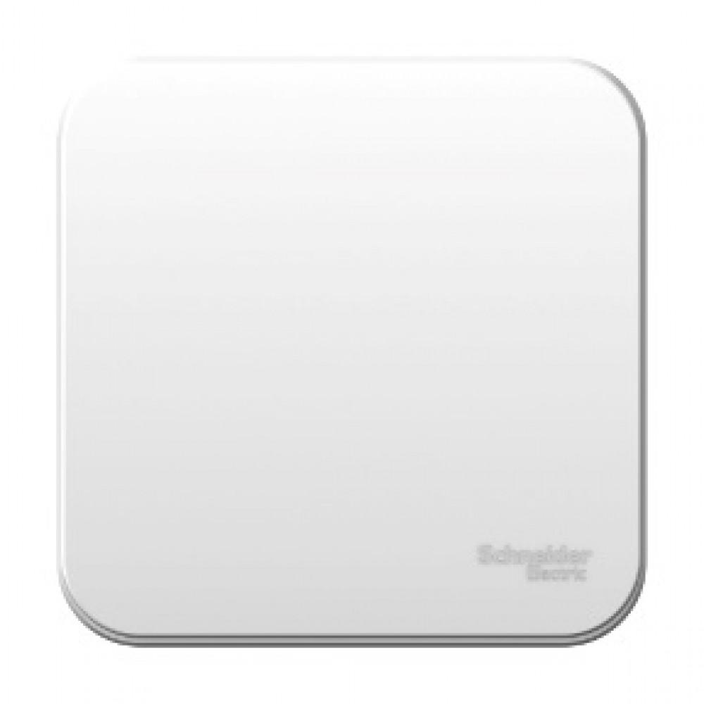 Выключатель Blanca 1-ОП 10А монтажная пластина белый (15)