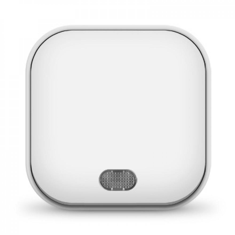 Выключатель IONICH 1кл. белый подсветка (10/200)