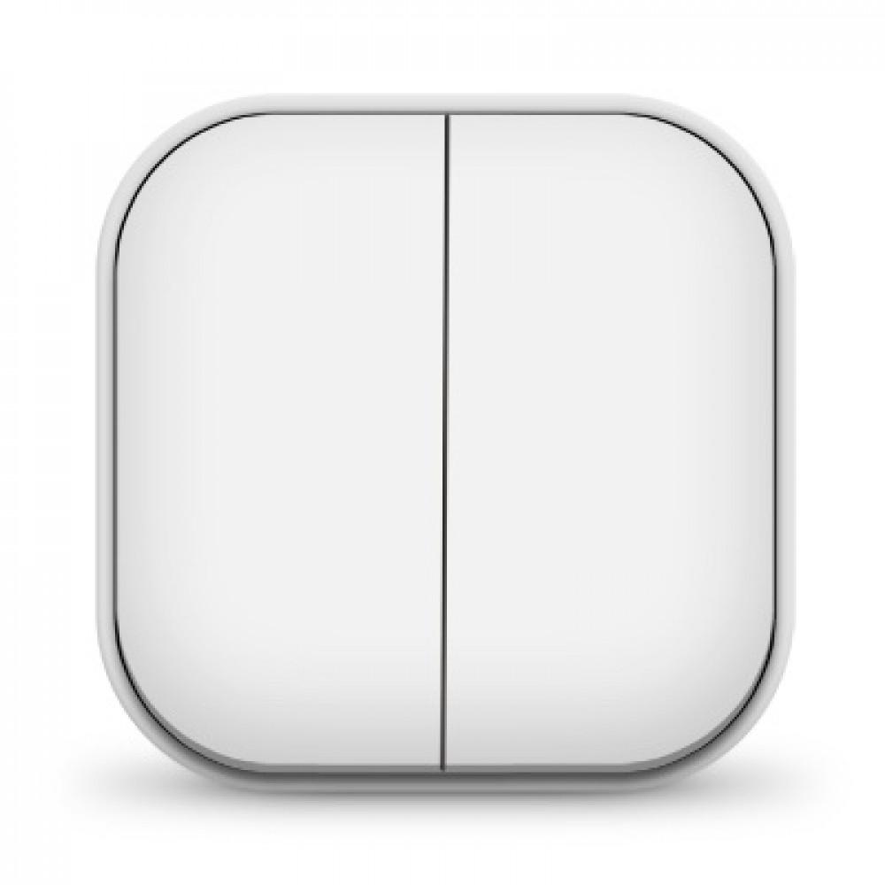 Выключатель IONICH 2кл. белый (10/200)