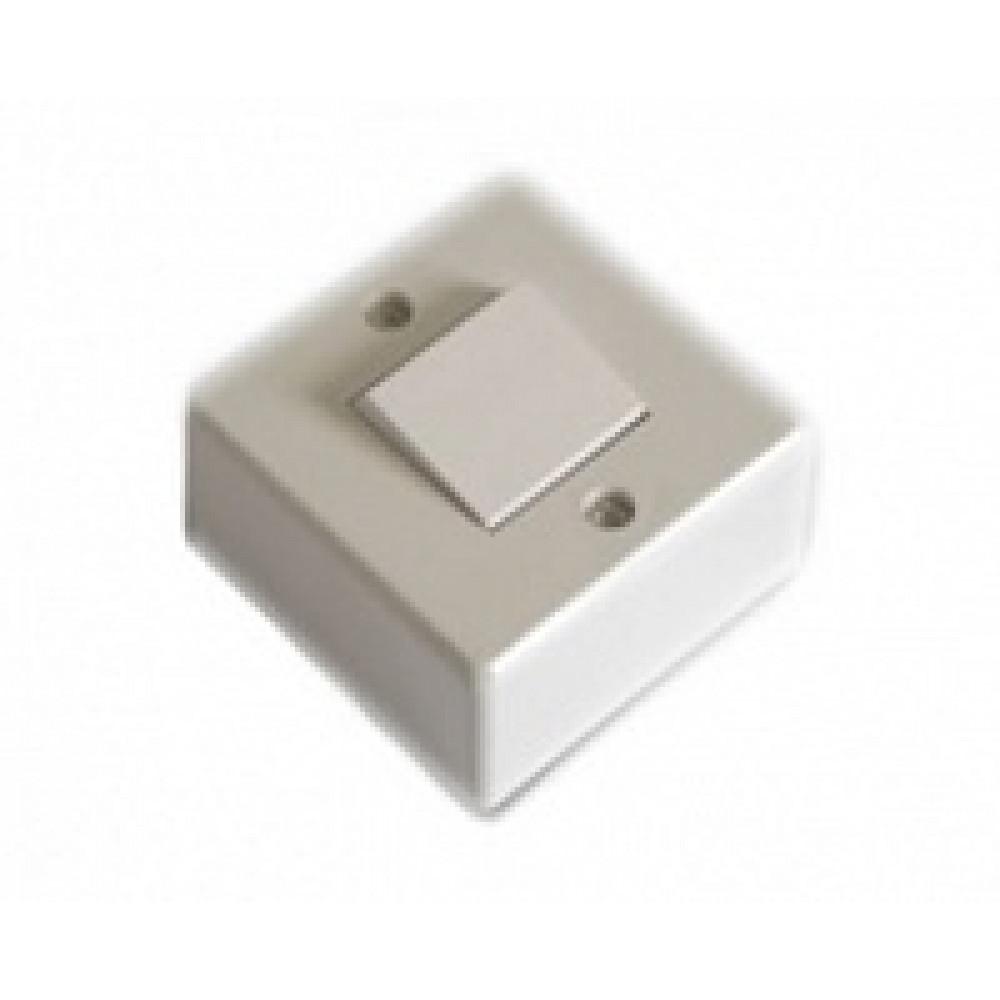 Выключатель 1-ОП (малая клавиша) Орша (120)