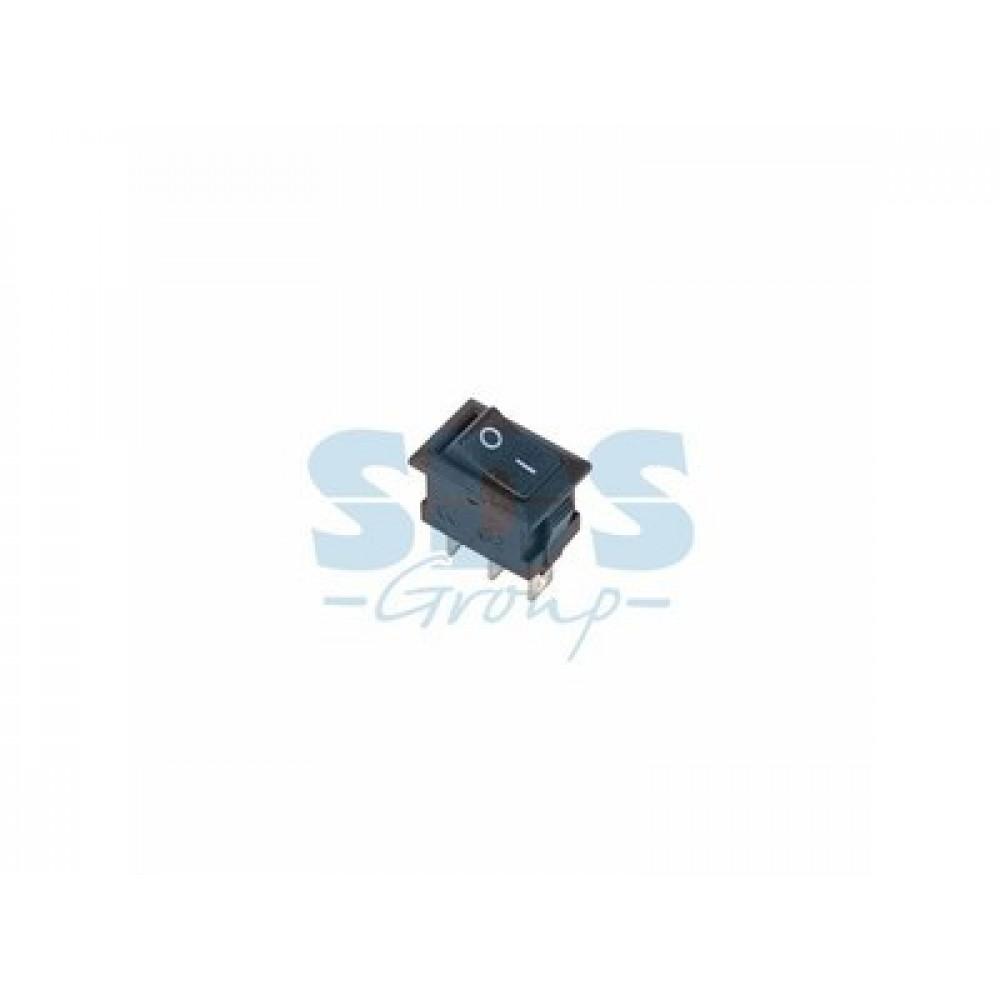Выключатель Rexant вкл-вкл 3А микро черный (10)
