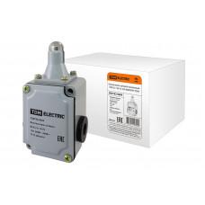 Выключатель путевой TDM ВПК-2111Б 10А 660В IP67 (50)