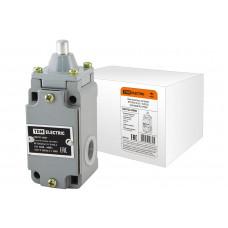 Выключатель путевой TDM ВП15K21Б-211-54У2.8 10А 660В IP54 (50)