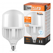 Лампа диодная HP 90Вт Е27/40 6500К 7000Лм d138x244мм Wolta (12)