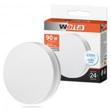 Лампа диодная GX53 10Вт 4000К 825Лм Wolta (50)