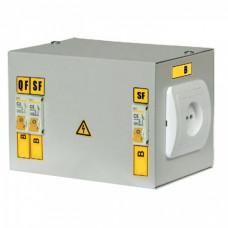 Ящик с понижающим трансформатором IEK-0,25 380/36-3авт. (1)