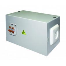 Ящик с понижающим трансформатором TDM-0,25 220/36-2авт. IP54 (1)