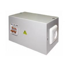 Ящик с понижающим трансформатором TDM-0,25 220/12-2авт. (1)