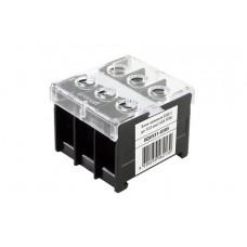 Блок зажимов 50А 3пар до 10мм2 БЗД-3 TDM (8)