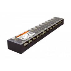 Блок зажимов 25А 12пар до 2.5мм2 TB 2512 TDM (25)